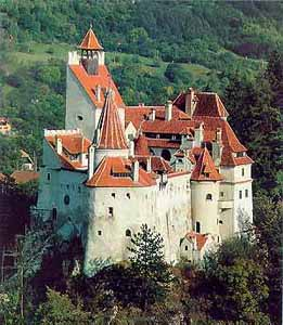 Bran Castle- Pink Eye Haven?